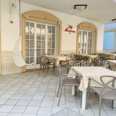 Отель Villa Madana Римини балкон
