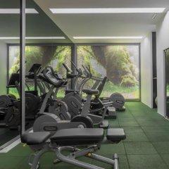 DoubleTree by Hilton Hotel Lisbon - Fontana Park фитнесс-зал фото 3