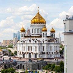 Гостиница Penthouse with Kremlin Views