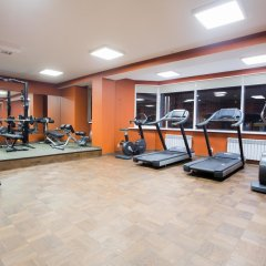 Гостиница Best Western Plus Astana фитнесс-зал фото 3