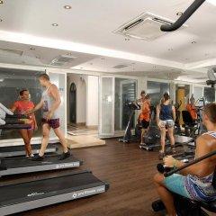 Отель Belcekiz Beach Club - All Inclusive фитнесс-зал фото 4