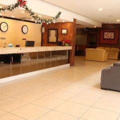Отель Howard Johnson Plaza Las Torres Гвадалахара интерьер отеля