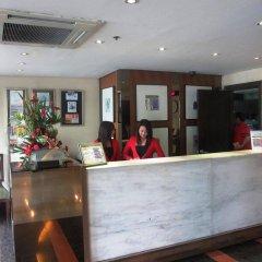 Отель Makati Crown Regency Hotel Филиппины, Макати - отзывы, цены и фото номеров - забронировать отель Makati Crown Regency Hotel онлайн интерьер отеля