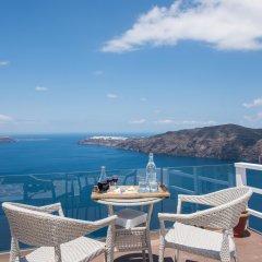 Отель Gizis Exclusive Греция, Остров Санторини - отзывы, цены и фото номеров - забронировать отель Gizis Exclusive онлайн балкон