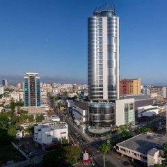 Отель Embassy Suites by Hilton Santo Domingo балкон