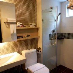 Hotel Amber Sukhumvit 85 Бангкок ванная