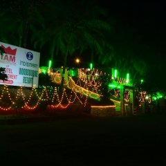 Indismart Woodbourne Resort in South Goa, India from 35$, photos, reviews - zenhotels.com outdoors