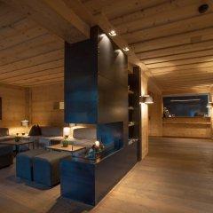 Отель Arc En Ciel Швейцария, Гштад - отзывы, цены и фото номеров - забронировать отель Arc En Ciel онлайн интерьер отеля фото 2