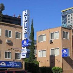 Отель Americas Best Value Inn Los Angeles- 7th Street США, Лос-Анджелес - отзывы, цены и фото номеров - забронировать отель Americas Best Value Inn Los Angeles- 7th Street онлайн с домашними животными