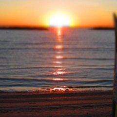 Отель Du Lac Италия, Римини - отзывы, цены и фото номеров - забронировать отель Du Lac онлайн пляж фото 2