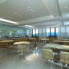 Отель City Comfort Inn Jiangmen Xinhui Xiangshan Park питание