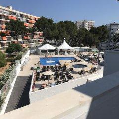 Отель Apartamentos Inn пляж