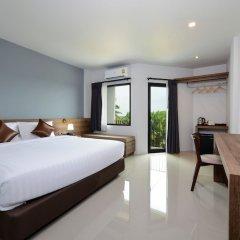 Отель The Chill at Krabi Hotel Таиланд, Краби - отзывы, цены и фото номеров - забронировать отель The Chill at Krabi Hotel онлайн комната для гостей фото 5