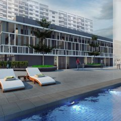 Отель JW Marriott Hotel, Kuala Lumpur Малайзия, Куала-Лумпур - отзывы, цены и фото номеров - забронировать отель JW Marriott Hotel, Kuala Lumpur онлайн бассейн фото 2