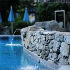 Отель Villa Tivoli Меран бассейн