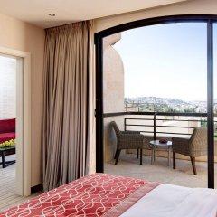 Dan Jerusalem Израиль, Иерусалим - 2 отзыва об отеле, цены и фото номеров - забронировать отель Dan Jerusalem онлайн балкон