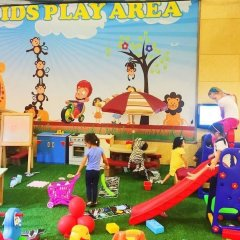 Grand Belle Vue Hotel Apartment детские мероприятия