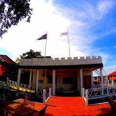 Отель Scuba Tiger Semporna Holiday Resort развлечения
