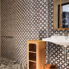 Отель Hôtel Espace Champerret ванная