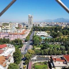 Отель Sky Hotel Албания, Тирана - отзывы, цены и фото номеров - забронировать отель Sky Hotel онлайн балкон