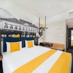Отель D8 Hotel Венгрия, Будапешт - отзывы, цены и фото номеров - забронировать отель D8 Hotel онлайн комната для гостей фото 5