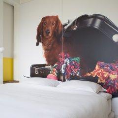 Отель Qbic Hotel Wtc Amsterdam Нидерланды, Амстердам - 6 отзывов об отеле, цены и фото номеров - забронировать отель Qbic Hotel Wtc Amsterdam онлайн комната для гостей фото 3