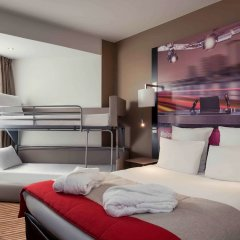 Отель Mercure Paris Boulogne Булонь-Бийанкур комната для гостей