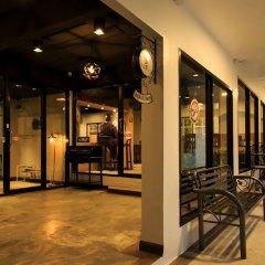 Yes Vegan Hostel Pattaya - Adults Only интерьер отеля фото 2