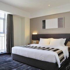Отель Suiton By Paxton Шэньчжэнь комната для гостей фото 5