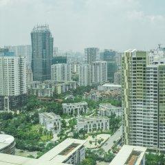 Grand Plaza Hanoi Hotel балкон