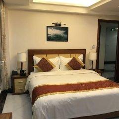 Sapa Paradise Hotel комната для гостей фото 3