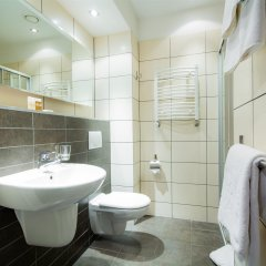 Park Hotel Diament Wroclaw Вроцлав ванная