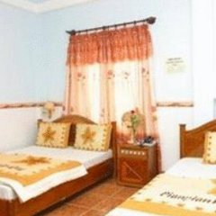 Отель Vinh Huy Хойан комната для гостей фото 4