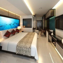 The Marina Phuket Hotel комната для гостей