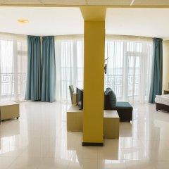 Blue Pearl Hotel Солнечный берег комната для гостей фото 3