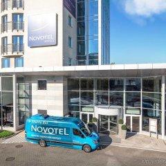 Отель Novotel Warszawa Airport Польша, Варшава - 11 отзывов об отеле, цены и фото номеров - забронировать отель Novotel Warszawa Airport онлайн городской автобус