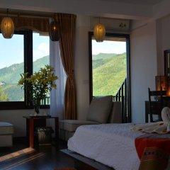Sapa House Hotel комната для гостей фото 2