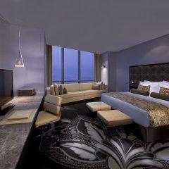 Jumeirah at Etihad Towers Hotel комната для гостей фото 3