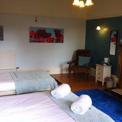 Отель Bonnington Guest House Великобритания, Эдинбург - отзывы, цены и фото номеров - забронировать отель Bonnington Guest House онлайн комната для гостей фото 3