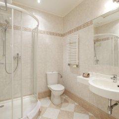 Hotel Hetman Варшава ванная