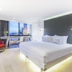 Отель Nh Collection Mexico City Reforma Мехико комната для гостей