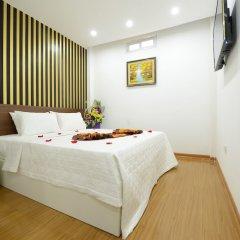 Hanoi Golden Hostel комната для гостей