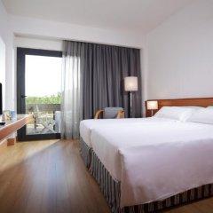 Отель Wyndham Rome Midas комната для гостей фото 2