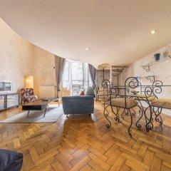 Апартаменты Cibere Apartment Будапешт комната для гостей фото 3