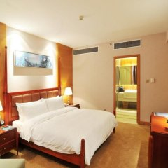 Suzhou Days Hotel комната для гостей фото 2
