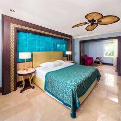 Отель Rixos Premium Bodrum - All Inclusive 5* Стандартный номер разные типы кроватей фото 8