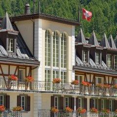 Отель Mont Cervin Palace питание