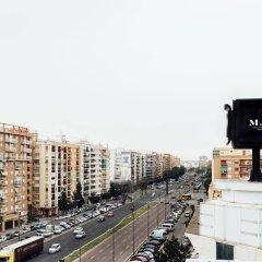 Отель Malcom and Barret Валенсия балкон