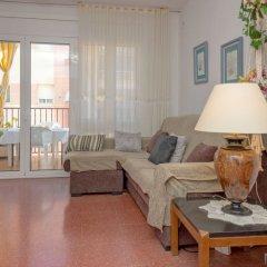 Отель Edificioo Garcomar I Испания, Калафель - отзывы, цены и фото номеров - забронировать отель Edificioo Garcomar I онлайн комната для гостей фото 2