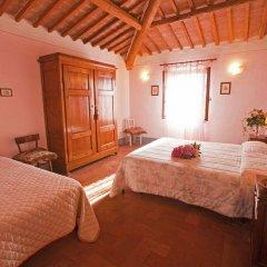 Отель Poggioluglio La Capanna Италия, Сан-Джиминьяно - отзывы, цены и фото номеров - забронировать отель Poggioluglio La Capanna онлайн комната для гостей